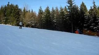Svobodak - better skier than SNB