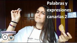 Palabras Y Expresiones CANARIASS 2