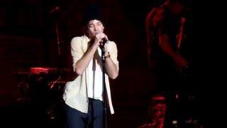 Nate Ruess Live in Manila 2016 - Harsh Light HD
