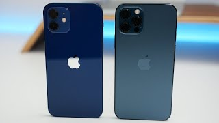 Apple iPhone 12 vs Apple iPhone 12 Pro - Which Should You Choose?