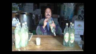 preview picture of video 'La botella del anis dulce Segarra de Chert'