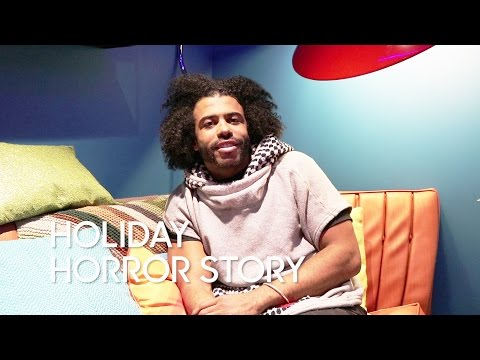 Holiday Horror Story: Daveed Diggs