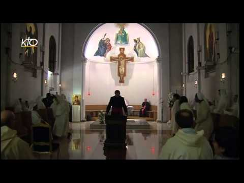 Célébration des vêpres avec le pape pour la Journée de la vie contemplative