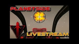 WNTG Delta Lead (Planetside 2 Livestream)