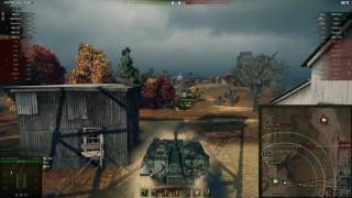 ПЕРВЫЙ ТАНК ЛАМБОРГИНИ В WORLD OF TANKS!