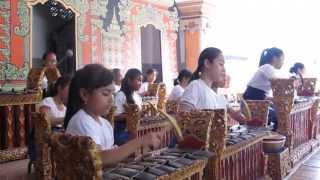 Gamelan Bali (Balinese Gamelan) - Saraswati