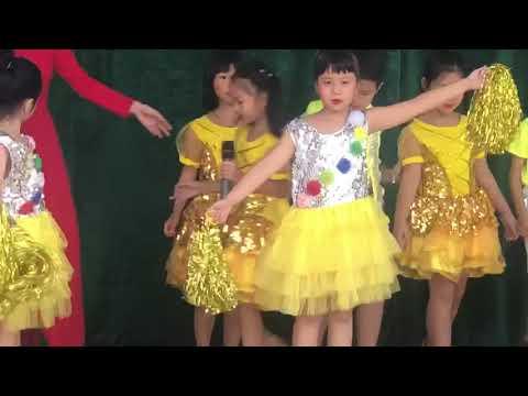 2A16-Hát múa Trường của em- Chu Văn An