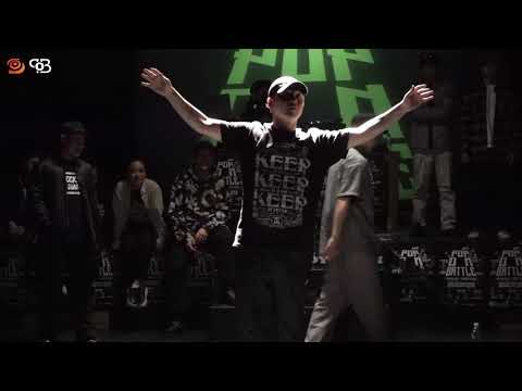 POPPIN ZERO, HOZIN, ZINWON|Popping Judge @ POP ON BATTLE vol.7|LB-PIX