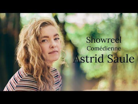 Sowreel Astrid Saule (Comédienne)