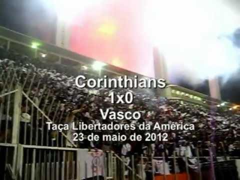 Lembra da Fiel na vitória sobre o Vasco pela Libertadores-2012? Hoje faz dois anos!