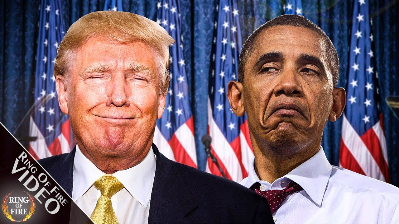 Trump Lied About Obama Wiretapping Him, DOJ Investigation Concludes thumbnail