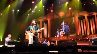 "JT Hodges plays ""Already High"" at the Grand Ole Opry"