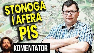 Zbigniew Stonoga Oskarża PIS o Aferę i Przekręt na 0,5 MILIARDA Euro – Analiza Komentator Pieniądze