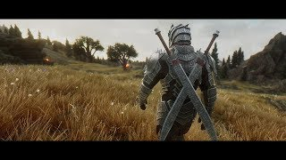 Skyrim 4k - Ultra Modded Realistic Graphics 2019 - Back to Fatherland