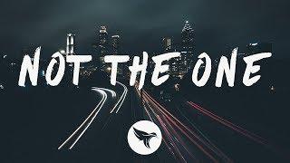XIDØ   Not The One (Lyrics)