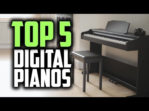 Best Digital Pianos in 2018 - Which Is The Best Digital Piano?