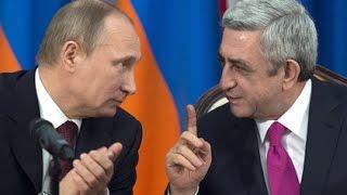 Армения шантажирует Россию