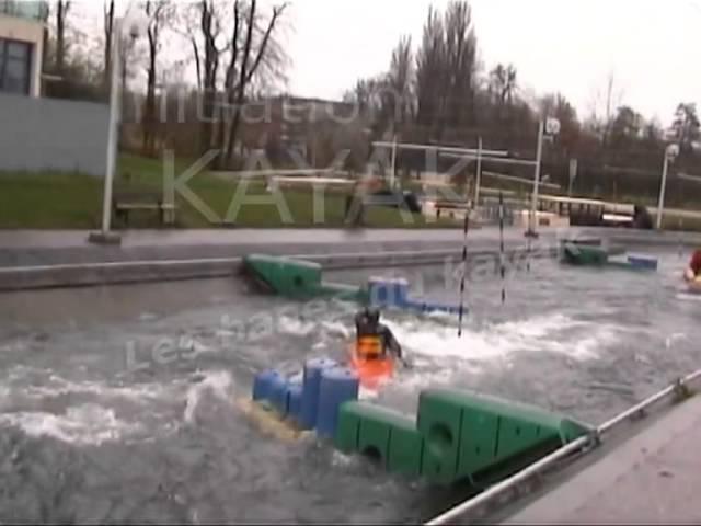 Initiation KAYAK - les bases du kayak en vidéo