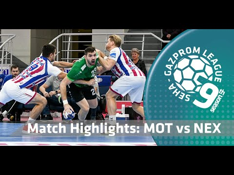 Match highlights: Motor Zaporozhye vs Nexe