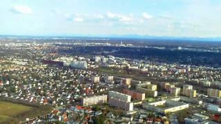 preview picture of video 'Modellflugzeug mit HD-Onboard-Kamera (München-Blumenau)'