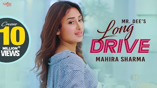Drive Long - Mr.Dee | Mahira Sharma | Tik Tok Viral Video | New Punjabi Song 2020 | Saga Music