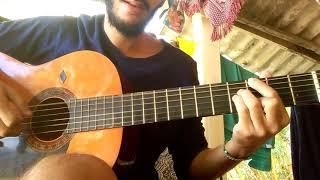 Intro Guitarra - La trama y el desenlace - Jorge Drexler Cover