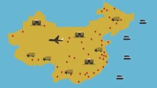 Доставка грузов из Китая, автодоставка из китая, авиадоставка из китая