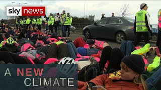 A New Climate: Environmental activists demand action across Europe