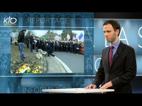 Evêques d'Afrique du Nord à Rome, le point sur la Syrie et l'actu de la semaine