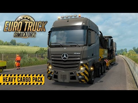 Download Euro Truck Simulator 2 Heavy Cargo Pack D Star Raw Official