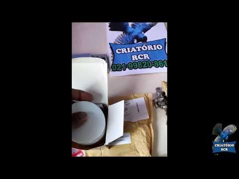 Oceferol e Fert Vit (importados)  - Criatório RCR