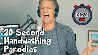 20-Second Parodies for Handwashing