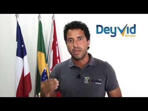 Deyvid Bacelar no 2º turno do CA da Petrobras