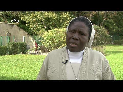 Soeur Joséphine Shabishimbo (Semaine missionnaire mondiale)