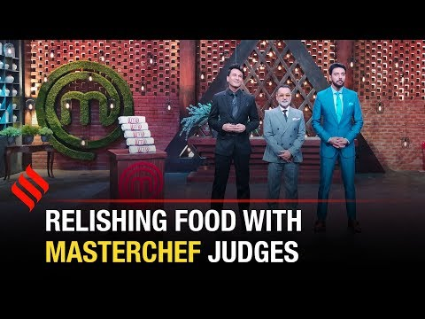 In conversation with MasterChef India judges Vikas Khanna, Vineet Bhatia & Ranveer Brar