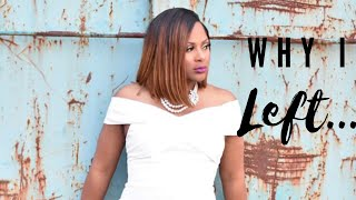 WHY I LEFT |EVENT PLANNING| GOING BACK TO WORK?