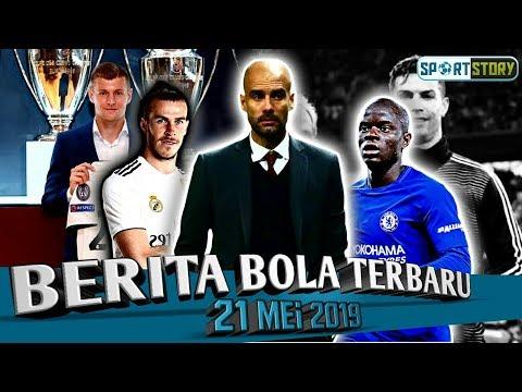 Bale Ancam Madrid - Kompany Jadi Pemain dan Pelatih | Berita Bola Terbaru Hari Ini