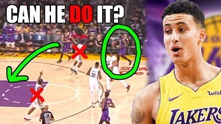 This is Why Kyle Kuzma HELPS LeBron James & Anthony Davis On The Lakers (Ft. NBA, Lonzo Ball)