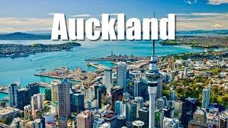 preview picture of video 'Top Auckland, New Zealand - Nueva Zelanda'