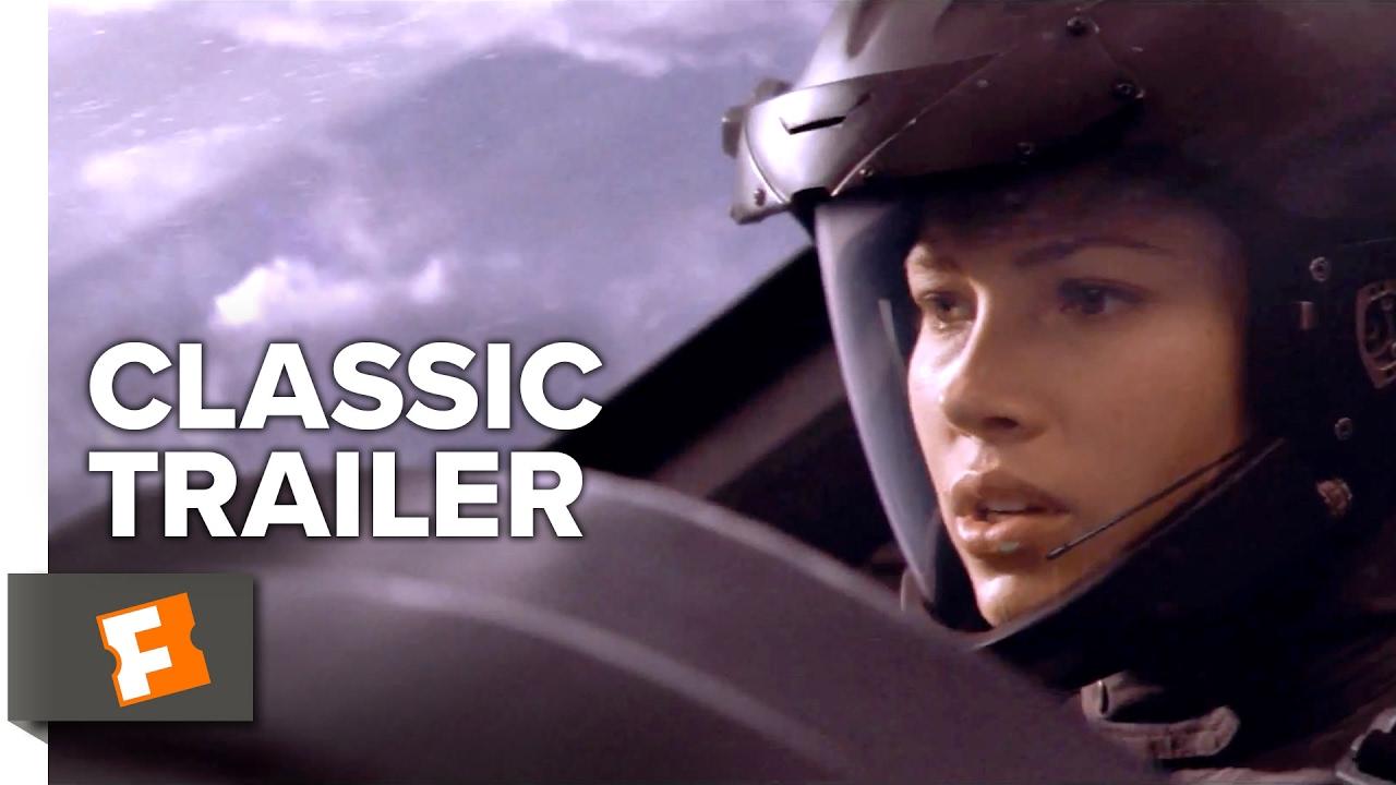 >Stealth (2005) Official Trailer 1 - Jessica Biel Movie
