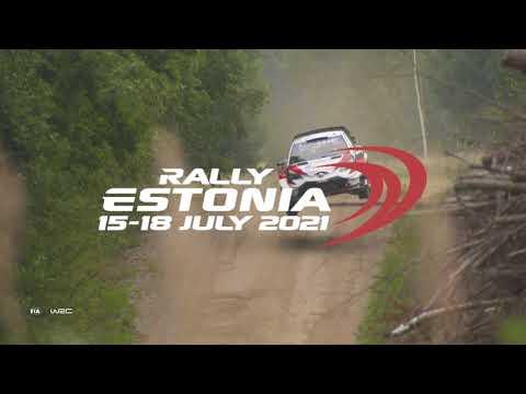 WRC 2021 第7戦ラリー・エストニア 過去のベスト走行をまとめたダイジェスト動画