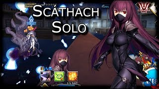 Abigail Williams  - (Fate/Grand Order) - Salem Final Boss - Abigail Williams - Scathach Solo [FGO]