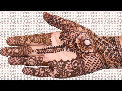 Karwa Chauth Mehndi Design 2018 Download Youtube Video In