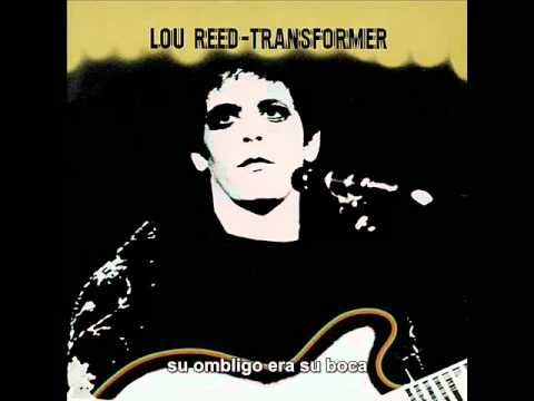 lou reed andy's chest subtitulada