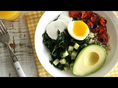 Must-Make Savory Breakfast Bowl – Everyday Food with Sarah Carey