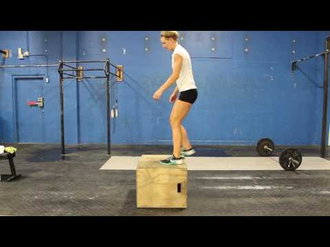 Box Jumps – CrossFit Exercise Guide