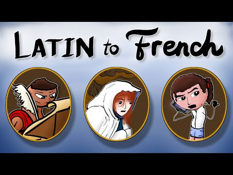 French Barely Sounds Like a Romance Language. But Why?