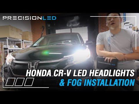 2014 Honda CRV fog light removal and installation — Car Forums at