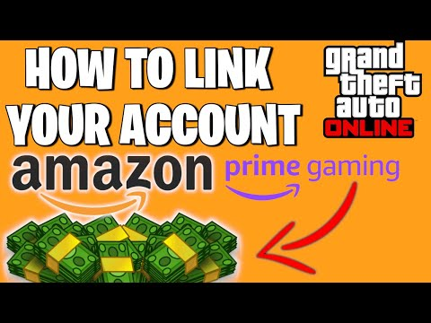How to link your Amazon Prime account to GTA 5 Online!! FREE $1,000,000