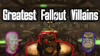 Fallout Fives - Greatest Fallout Villains